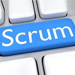 アジャイル開発 / Scrumアイコン